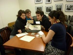Abraham Lincoln Brigade Archives at the Tamiment Library at NYU