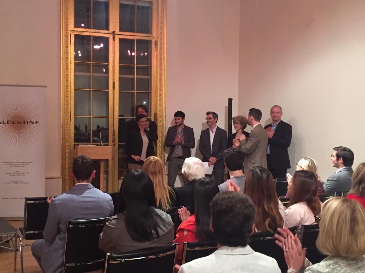 Prix d'éloquence 2016 Jury